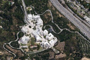 the getty center, los angeles (photo: google maps)